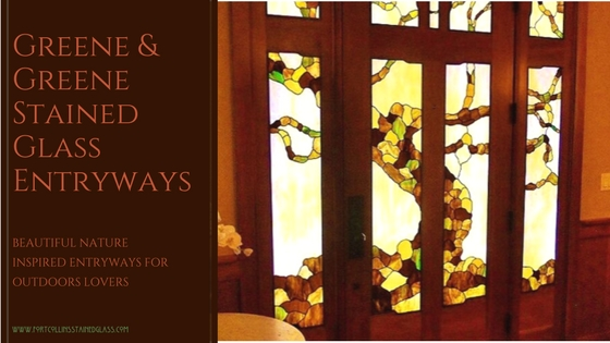 Stained Glass Windows For Homes.Fort Collins Stained Glass Windows Greene Greene Stained